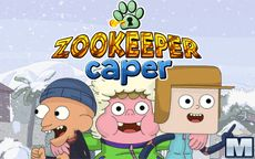 Zookeeper Caper