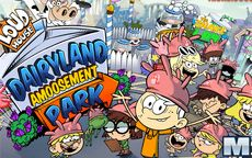 Loud House: Dairyland Amoosement Park