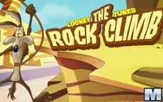Looney Tunes Rock Climb