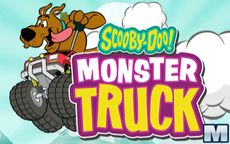 Scooby-Doo Monster Truck