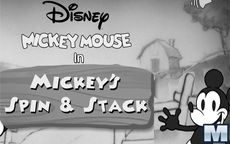 Mickey's Spin & Stack