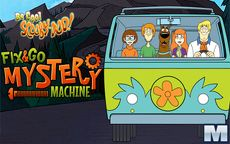Fix & Go Mystery Machine