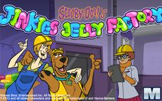 Scooby-Doo!'s Jinkies Jelly Factory