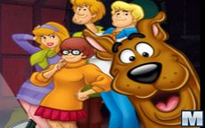 Scooby-Doo! and the Great Blue Mystery Game