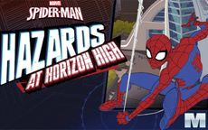 Spiderman at Horizon High