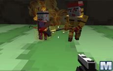 Zombie Arena Survival