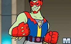 Super Hero Creator