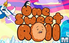 Adventure Time - One Sweet Roll