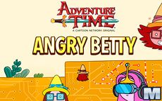 Adventure Time - Angry Betty