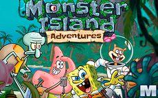 SpongeBob SquarePants Monster Island Adventures
