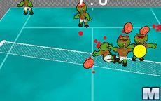 Zombie Tennis