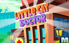 Princess Girl Cat Doctor