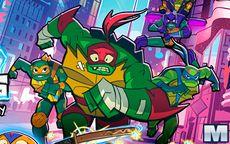 ROTMNT: Epic Mutant Missions