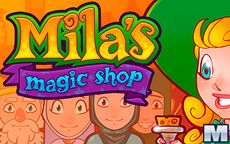 Mila's Magic Shop
