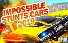 Impossible Stunt Cars 2019