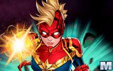 Captain Marvel: Galactic Flight