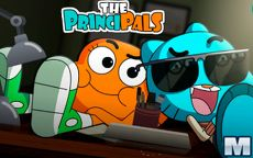 Gumball Games: The Principals