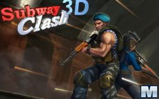 Subway Clash 3D
