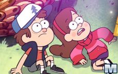Gravity Falls: Gideon Shrinks