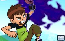 Ben 10: Omnitrix Shadow