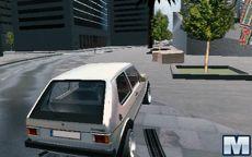 VW Golf Simulator