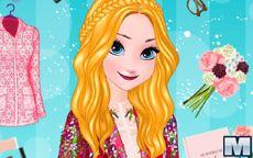 Princess Fashion Raincoat