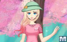 Anime Girls Fashion Makeup