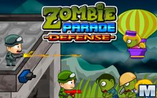Zombie Parade Defense