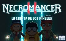 Necromancer II: Crypt of the Pixels