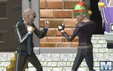Double Streetfight