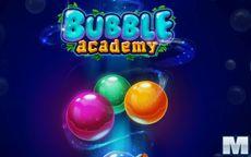 Bubble Shooter Academy Saga
