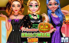 Princesses Halloween Get Up