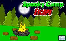 Spooky Camp Escape