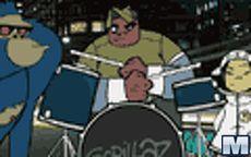 Gorillaz Groovesession