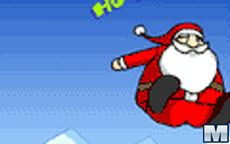 Slingshot Santa!!!