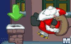 Santa Farty Pants