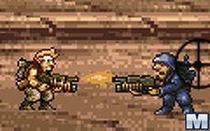 Metal Slug 2 - War Enemy
