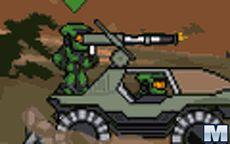 Halo Flash di Run and Gun