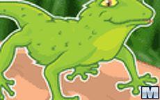 Lenny The Lizard