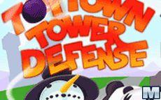 Toytown Tower Defense