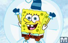 Spongebob Snowpants!
