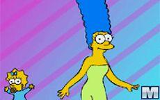 Marge Dress Up