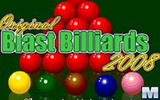 Original Blast Billards 2008