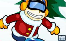 Super Snowboarder X