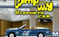 Pimp My 60`S Sports Car