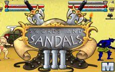 Swords And Sandals Iii