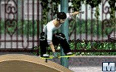 Skateboard City