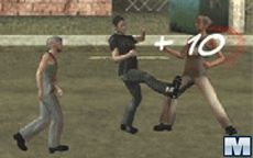 Mob Street Fighter