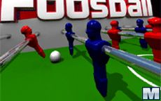 Real Foosball