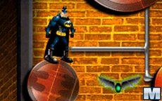 Batman Dangerous Buildings